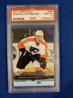 SHAYNE GOSTISBEHERE PSA 10 2014-15 UPPER DECK YOUNG GUNS ROOKIE CARD #464