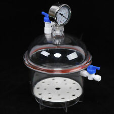 Desiccator Vacuum Polycarbonate Vacuum Desiccator Labs Dessicator Dryer 15cm