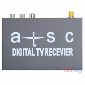 ATSC Car TV Digital receiver for USA Canada Mexico auto mobile tuner hdmi box