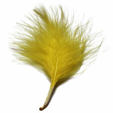 25-500 pc Marabou Villus Feathers 3-4 Inch /fly tying/costuming/Millinery