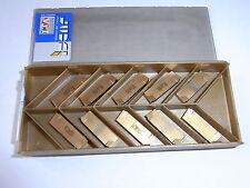 NEU 10 ISCAR DGN3102J IC830 mit Rechnung Wendeplatten offen