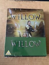 WILLOW (1988) Limited Edition UK Steelbook Blu-Ray New & Sealed-OOP & Sold-Out