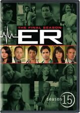 ER: The Complete Fifteenth Season [New DVD] Ac-3/Dolby Digital, Dolby, Subtitl