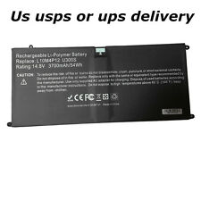 NEW 54WH L10M4P12 U300S Battery For Lenovo IdeaPad Yoga13-ISE U300s-IFI Series