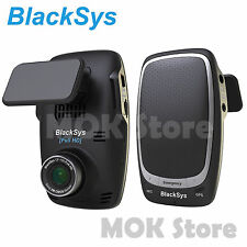 Car Black Box CF-100 DVR Blacksys 2ch(Full HD Sony Sensor+HD rear camera) +16GB