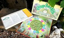 BOX AND BOARD ONLY 1984 Cabbage Patch Kids Board Game Friends to The Rescue CPK