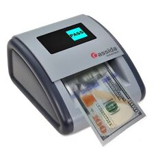 Counterfeit Money Detector Automatic Fake Cash Dollars Bills Indicator Machine