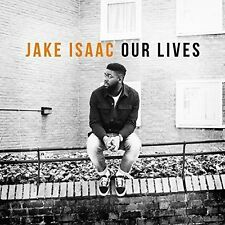 JAKE ISAAC OUR LIVES CD ALBUM (New Release May 5th 2017)