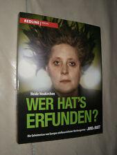 Heide Neukirchen: Wer hat`s erfunden? (Klappenbroschur)
