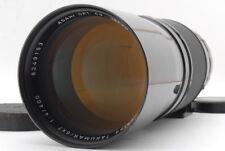 """Excellent++""  Pentax  SMC  6x7  400mm  F/4   Takumar  Lens  67  f4  From Japan"