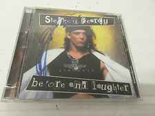 Stephen Pearcy (Ratt) - before and Laughter CD NUOVO FIRMATO/SIGNED