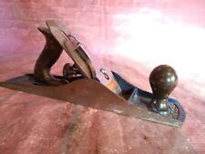 Vintage Record  5 1/2 Wood Plane Woodwork Tool Carpenter Made in England