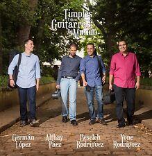 Timples y Otras Pequeñas Guitarras del Mundo (timple CD)