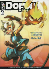 DOFUS MAG-Septembre 2008-Interviews exclusives-Dofus 2.0 + Poster-französisch