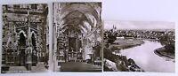 3 x REGENBSBURG Bayern ab ~1950/60 Postkarten Ansichtskarten Lot ungelaufen