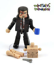 Pulp Fiction Minimates The Bonnie Situation Bloody Vincent Vega (John Travolta)