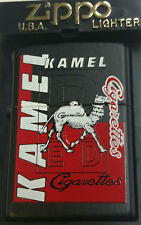 Zippo Camel #Z590 RED Kamel 1999 Available at RJR Gift Shop Only 100 made RARE