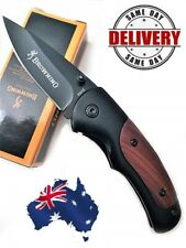 Browning FA15 Small Pocket Folding Knife Hunting Camping Outdoor Survival Knife