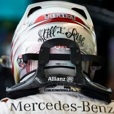 Lewis Hamilton 2015 - 2017 HANS Ill Device for 1:2 scale Helmets Safety/display