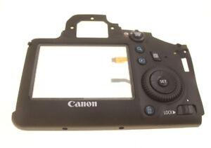 Pieza de reemplazo de pantalla trasera con Cinta Nuevo Para Canon EOS 60D//600D