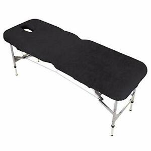 PHYSIQUE Couch Cover for Massage Table/Bed - Protective cover with Face Hole -