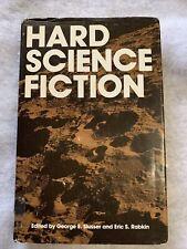 Hard Science Fiction Hardcover George E. Slusser