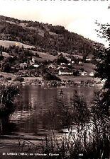 St. Urban am Urbansee , Kärnten  , Ansichtskarte