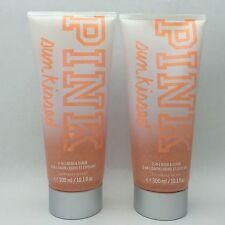 2 Victoria's Secret Rose Sun Kissed 2 en 1 Lavage & gommage 10.1 fl.oz 300 ml