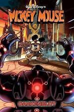Mickey Mouse: Darkenblot by Gray, Jonathan, Pastrovicchio, Lorenzo, Castellan, A
