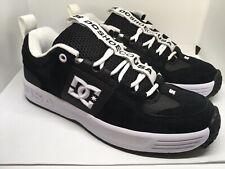 DC Shoes Lynx OG - Black / White UK 9/US 10 MINT Boxed RARE Size? UK Exclusive