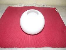 Boule lampe pétrole, applique, lustre, lampe électrique trou 60/180 mm 705038