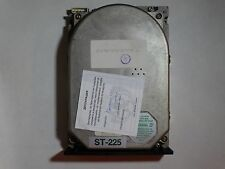 SEAGATE ST-225 MFM 5.25'' 20MB HH Hard Drive From Old 80286 Computer Vintage