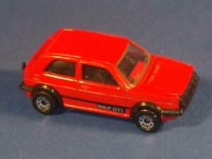 1985 Matchbox Volkswagen Golf GTI, with Small Tampos,  NICE!