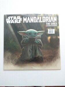 Star Wars-The Mandalorian-The Child Baby Yoda 2021-16 Month Wall Calendar 12X12