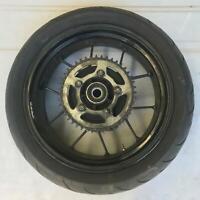 Rear wheel rim disc sprocket straight FROM APRILIA SHIVER 750 2014