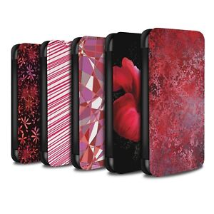 STUFF4 PU Leather Case/Cover/Wallet for Samsung Galaxy S9 Plus/G965/Red Fashion
