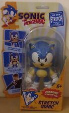 "Stretch Sonic The Hedgehog ~ Stretch Sonic 5"" Figure"