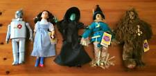 THE WIZARD OF OZ  rare complete set of vintage dolls/figures