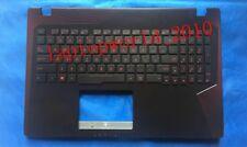 Asus Rog  GL553VW FX553VD FX53VD7700 ZX553VD Top Cover backlit US Keyboard