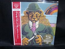 SAVOY BROWN Lion's Share JAPAN Mini LP SHM CD 1972 9th Chicken Shack Blodwyn Pig