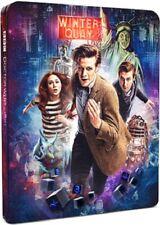 Doctor Who Season 7 Series Seven Limited Edition Region B Blu-ray Steelbook