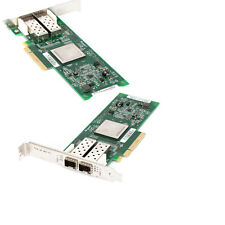 HP AJ764-63002 QLogic QLE2562-HP Dual Port 8Gb/s FC HBA 584777-001 489191-001