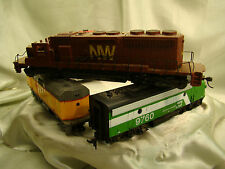 6 Nice Diesel Engines - all need technical help - no junk-HO- lot