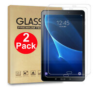 2 PACK Tempered Glass Screen Protector for Samsung Galaxy Tab A 10.1 SM-T580