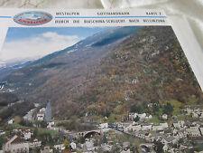Alpenbahnen Westalpen K 7 Gotthardbahn Lavorgo Biaschina Schlucht Bellinzona