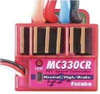 Futaba MC330CR ESC w/Reverse 13+T Speed Control