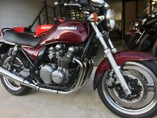 1995 KAWASAKI 750 ZEPHYR, ONE OWNER FROM 1996,11000 MILES ONLY,SUPERB CLASSIC !