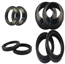 Durable Motorcycle Front Fork Damper Shock Absorber Oil Seals & Dust Seals Cover