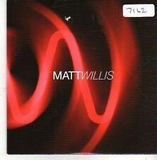 (BZ211) Matt Willis, Up All Night - 2006 DJ CD