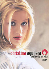 Christina Aguilera - Genie Gets Her Wish (DVD, 2006)